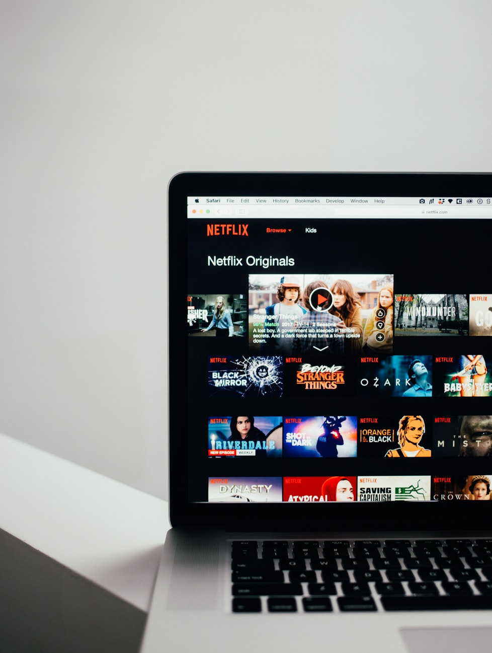 Netflix : 5 programmes I'm obsessed with